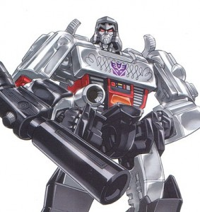 Megalomanical Decepticon Leader