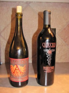 Arizona Wines from Maynard
